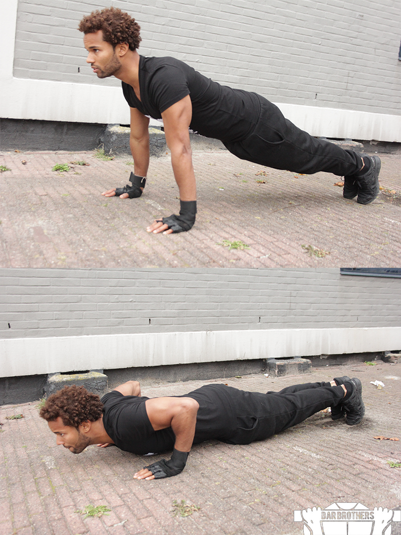 Calisthenics Workout Regular Push Up