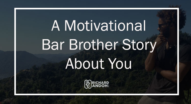 Bar brother transformation, motovational story