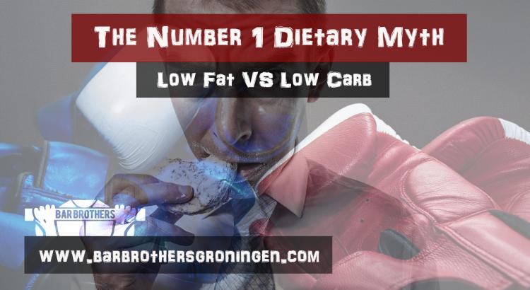 Bar Brothers Diet Myths