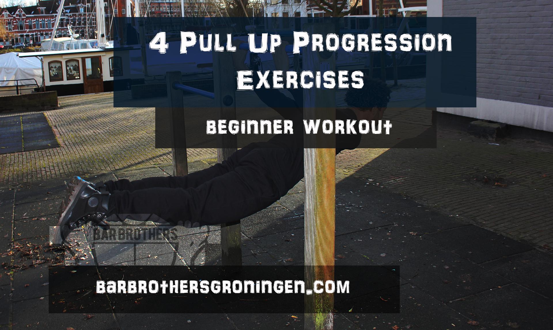 Pull up Progression Bar