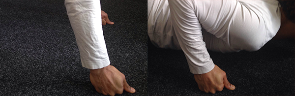 Wrist Injury Recovery Exercise