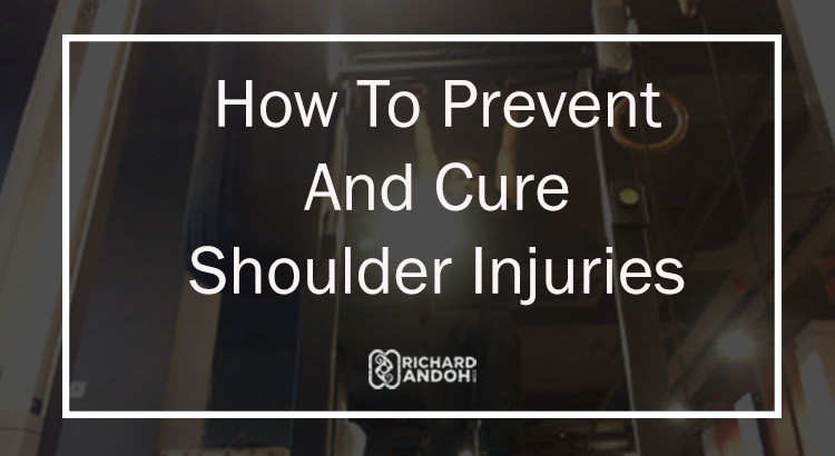 Learn the basics of shoulder strength and recovery