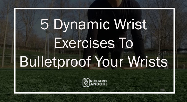 Basic Calisthenics Workout Plan for stronger wrists