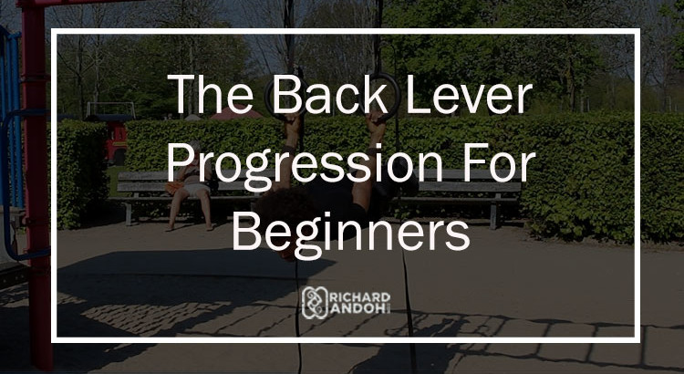 Back-Lever-Routine-For-Calisthenics-Beginners