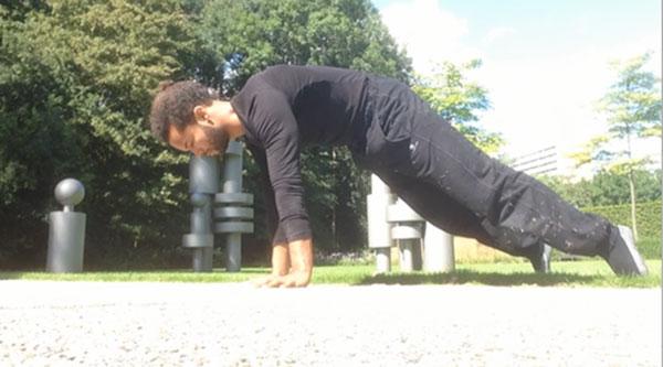 Straddle-Bent-Arm-Progression