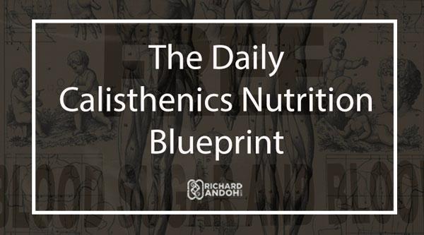 Calisthenics Diet Tips And Tricks