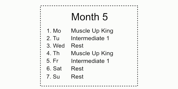The Essential 6 Month Calisthenics Workout Plan | Bar Brothers