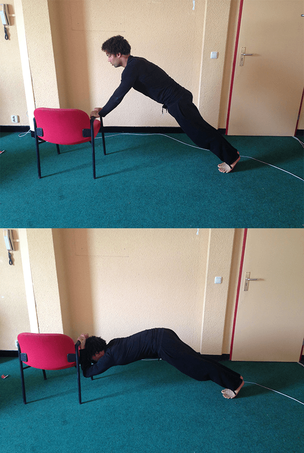 8 Calisthenic Workouts With A Chair - Bar Brothers ...